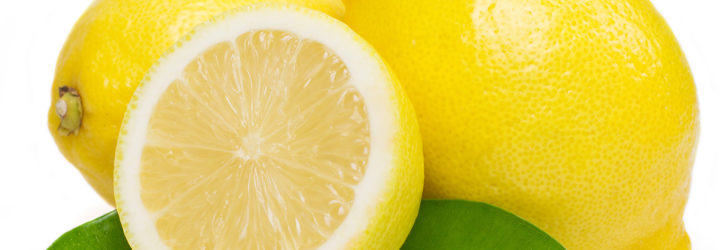 лимон при давлении