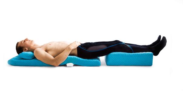 Процедура вытяжения спины в домашних условиях