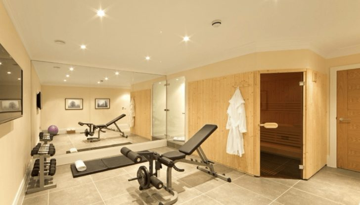 Комната для занятий физическими упражнениями