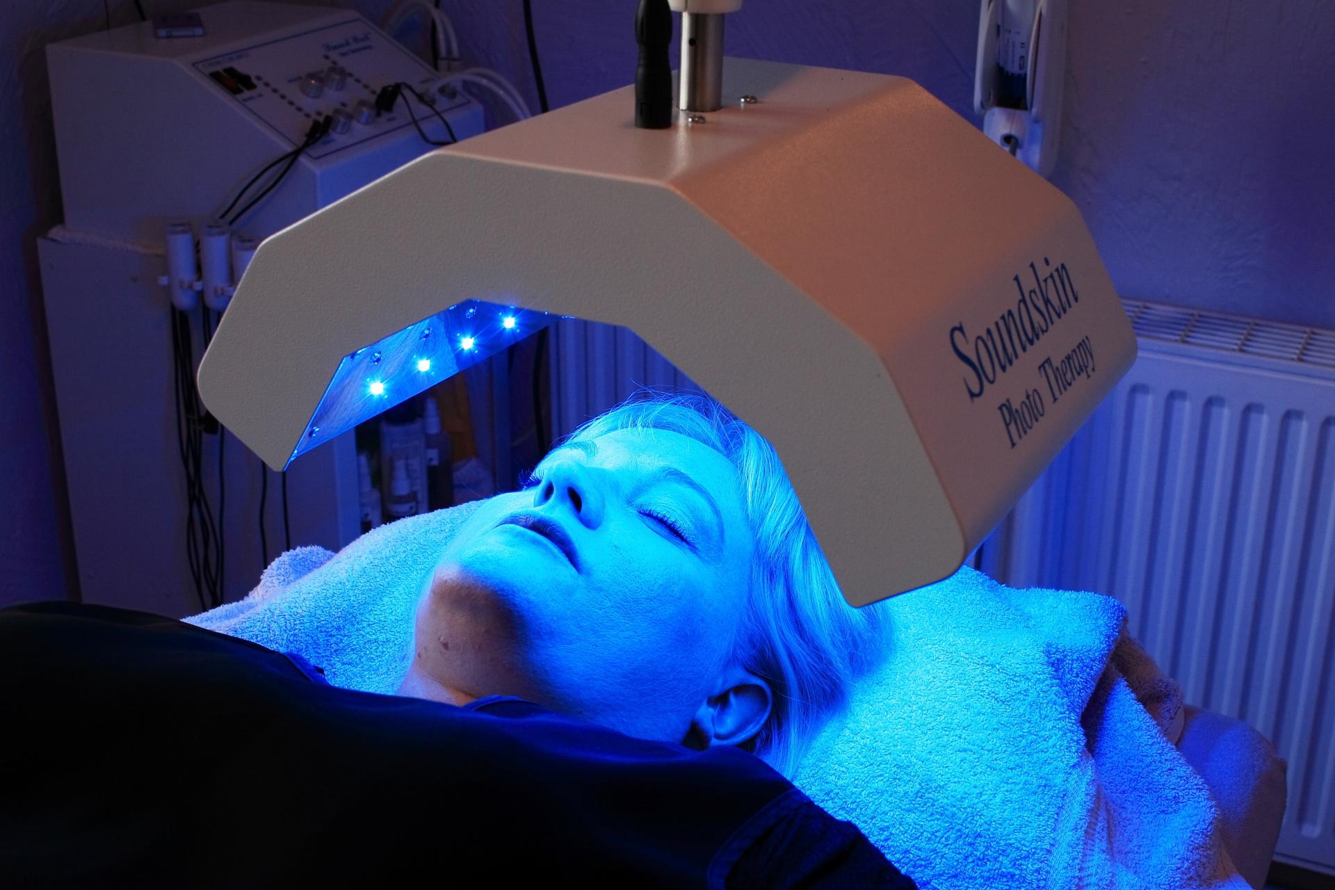 Фото проведения процедуры лазеротерапия вагинальная