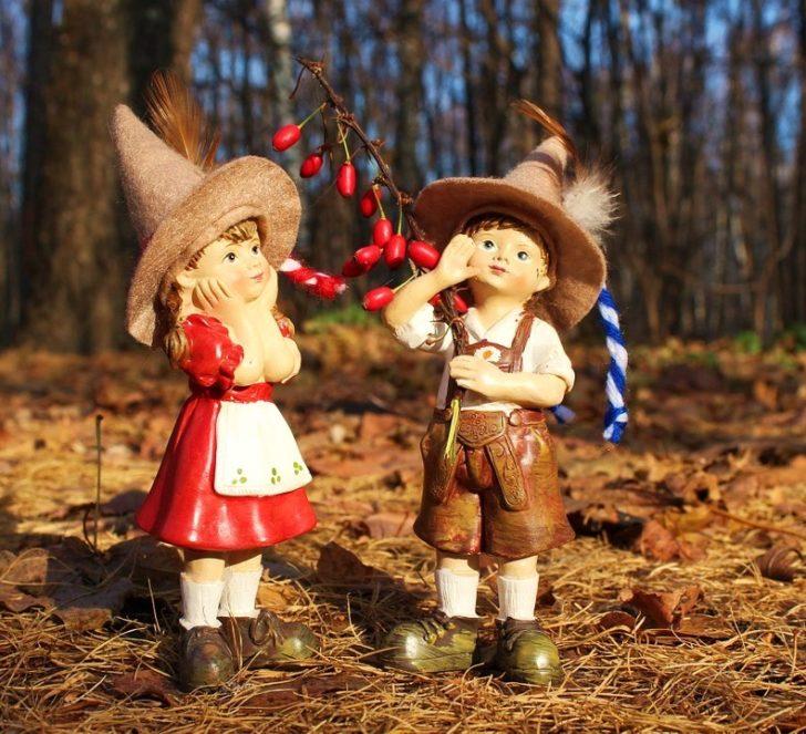 Куклы и барбарис