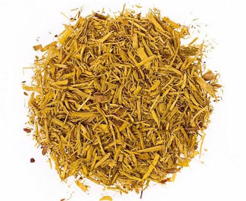 Сушёная кора барбариса