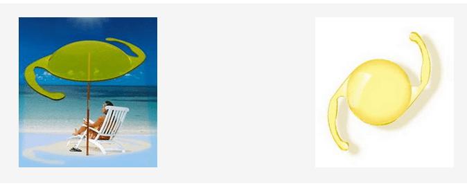 ИОЛ с жёлтым фильтром