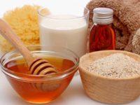 Мёд и простокваша