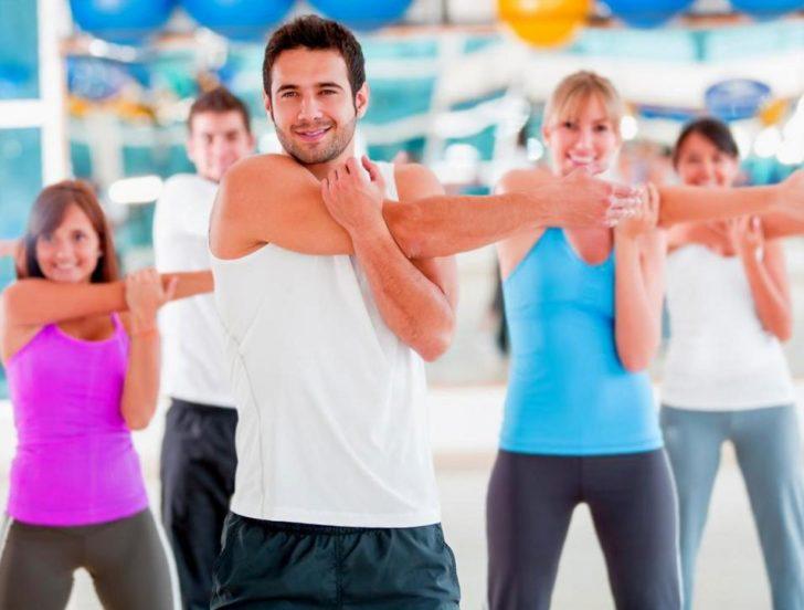 Разминка перед основным комплексом упражнений