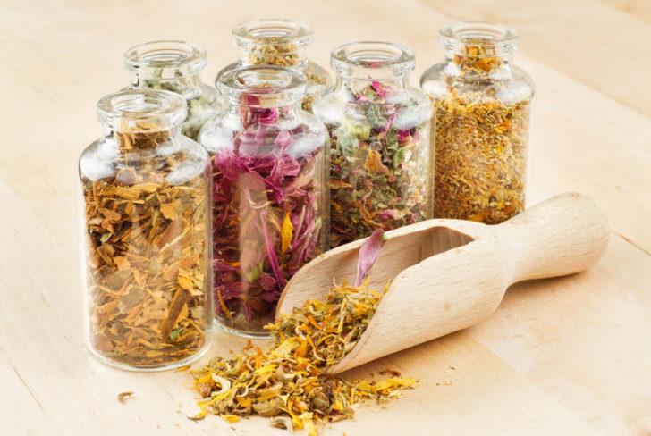 Травы и лечебные сборы