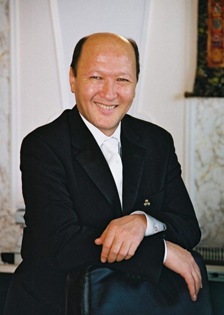 М.С. Норбеков