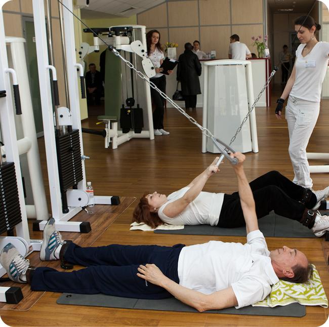 Упражнения для грыже позвоночника по бубновскому в домашних условиях 130