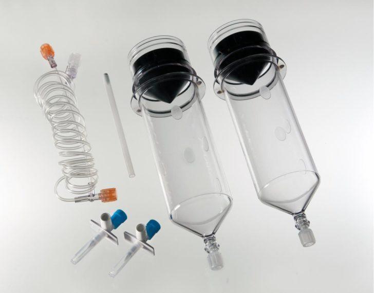 Устройство для введения рентгенконтрастного вещества