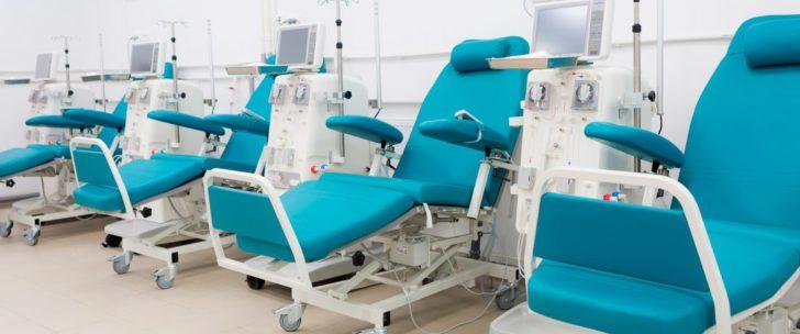 Аппарат для гемодиализа в амбулаторных условиях