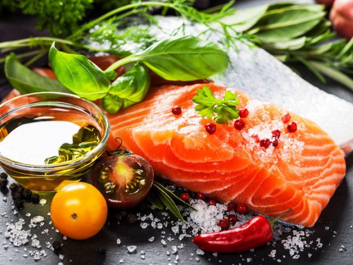 Солёные продукты