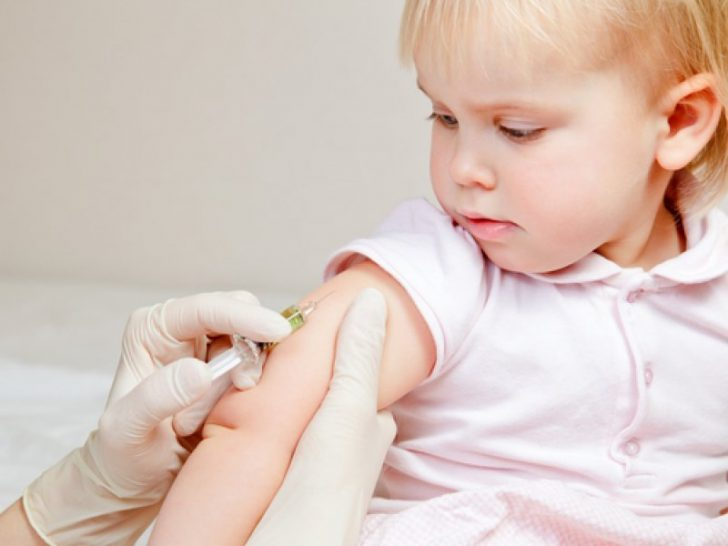 Вакцинация ребёнка