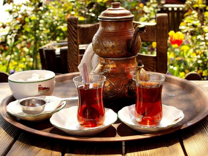Чай из сосновых почек