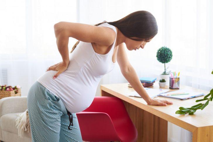 Ишиас у беременной
