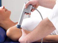 Лазерная терапия плеча
