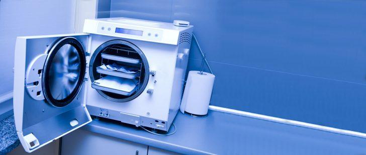 Сухожаровой шкаф для стерилизации
