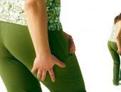 У женщины защемление седалищного нерва