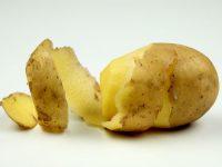Варёная картошка