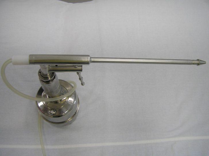 Аппарат для криодеструкции шейки матки