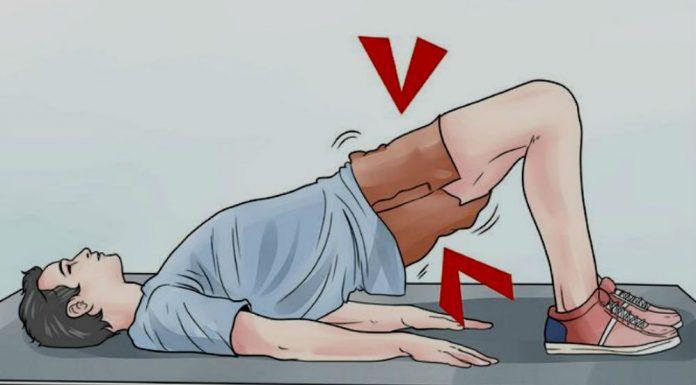 Сочетание двух упражнений