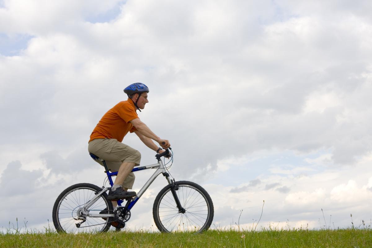 езда на велосипеде при хроническом простатите