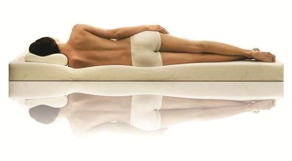 Ортопедическая подушка и матрас для сна