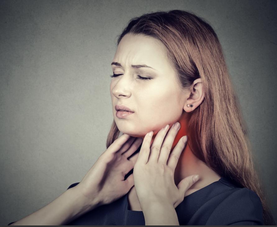 Боль в горле: лечим правильно