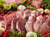 Разные сорта мяса